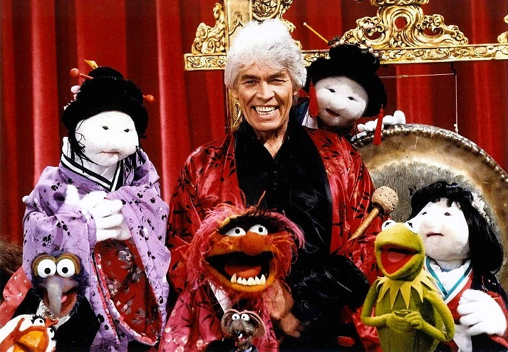 The Muppet Show: 40 Years Later – James Coburn
