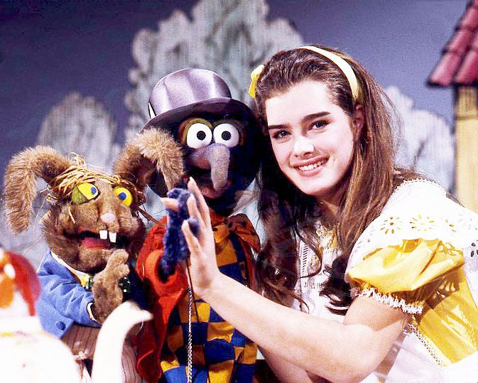 The Muppet Show: 40 Years Later – Brooke Shields
