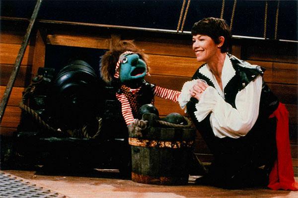 The Muppet Show: 40 Years Later – Glenda Jackson