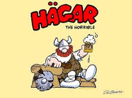 Henson Company to Take on Hägar the Horrible