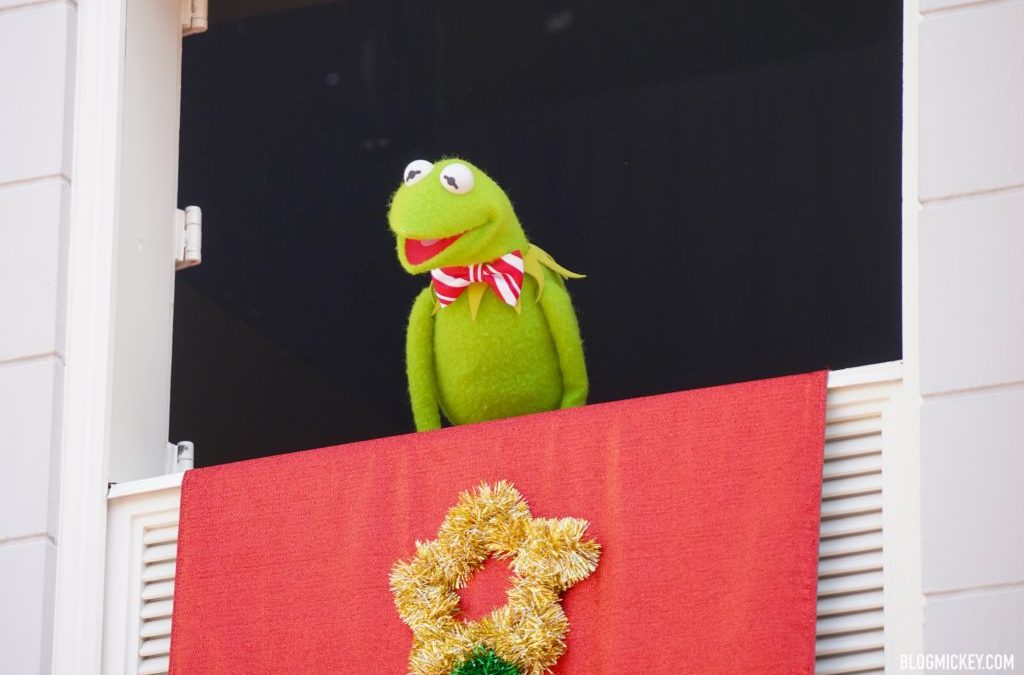 Muppets are Back, Socially Distanced at Disney World
