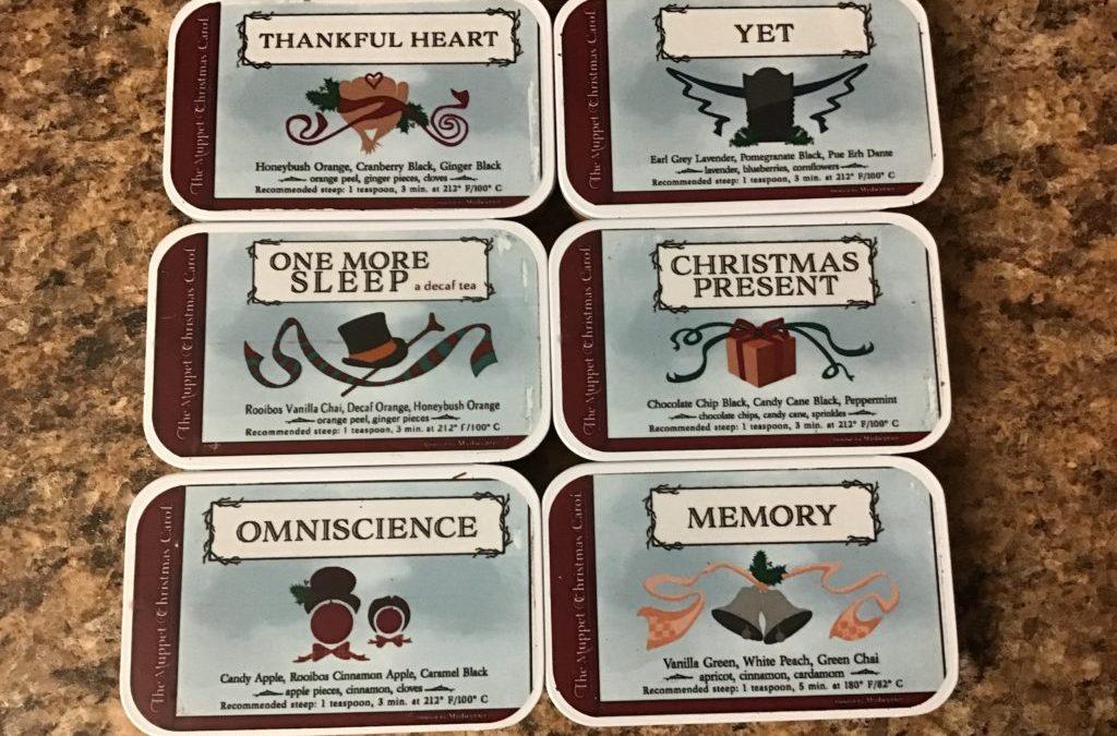 Muppet-Tea-tional Christmas Carol