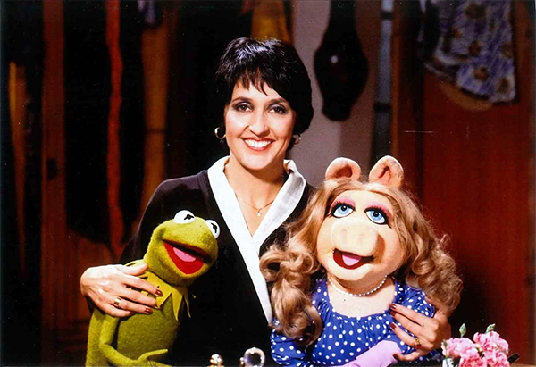 The Muppet Show: 40 Years Later – Joan Baez
