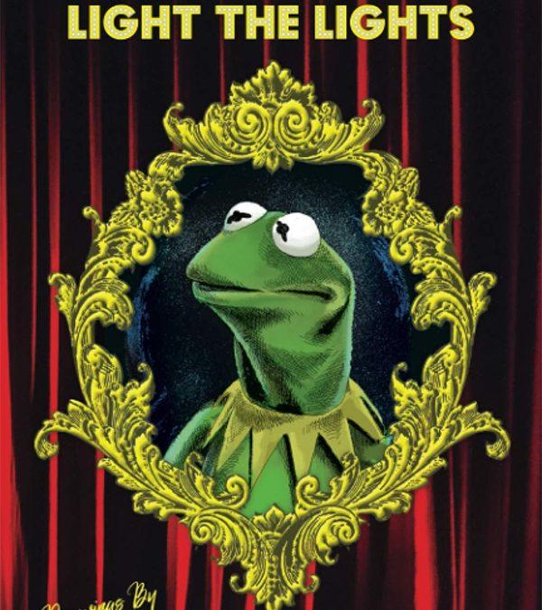 New Book: Andy Bennett's Muppet Illustrations