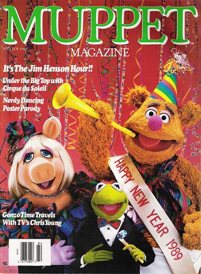 Auld Lang Swine: Muppets Celebrate New Year's Eve (UPDATED)
