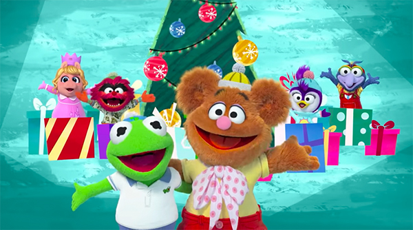 Review: A Very Muppet Babies Christmas