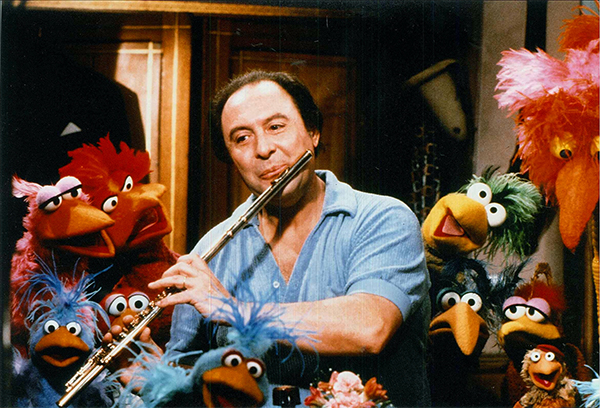 The Muppet Show: 40 Years Later – Jean-Pierre Rampal