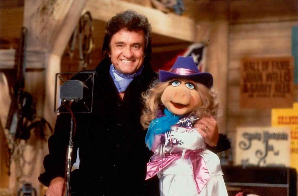 The Muppet Show: 40 Years Later – Johnny Cash