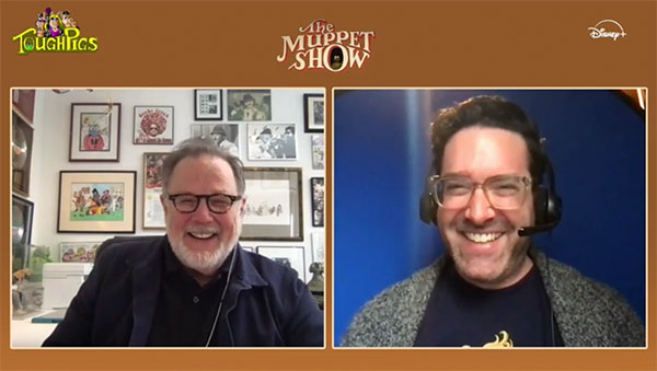Interview: Muppet Show Chat with Muppet Performer Dave Goelz