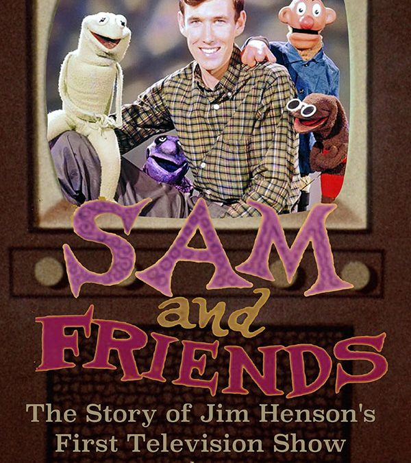 Sam & Friends Book Cover Revealed