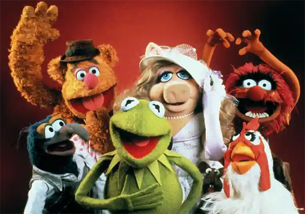 Autism and the Muppets: Seeing Yourself in the Frog