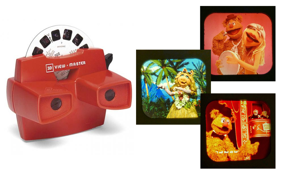 The Original Muppet*Vision 3D: The Muppet View-Master