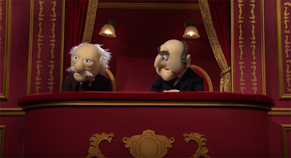 SNL Hires Security for The Muppet Show