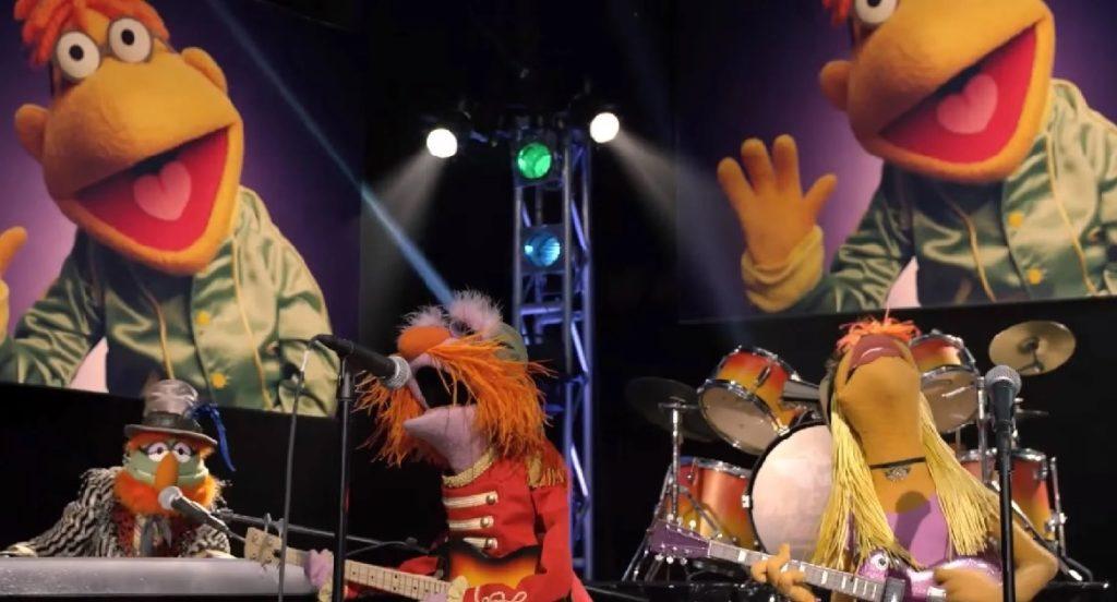 Muppet Showdown: Covers V Originals