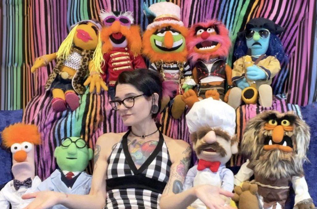 ToughPigs Art: The Muppet Plushies of Emily Engel