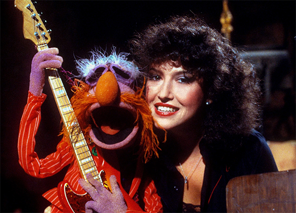 The Muppet Show: 40 Years Later – Melissa Manchester