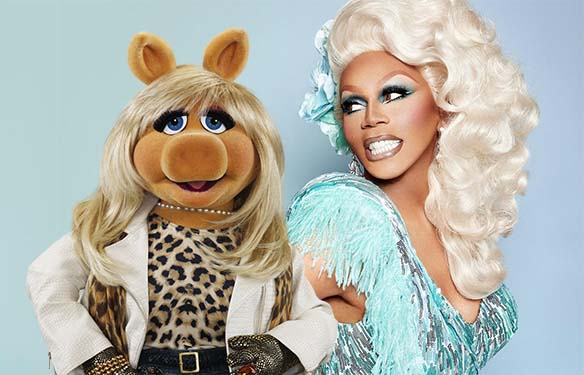 Fashion Icon Miss Piggy to Guest on RuPaul's Drag Race