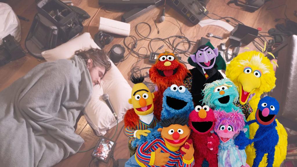 Fluff Fridays: Imagine If Sesame Characters Sang Bo Bunham's 'Inside' Songs
