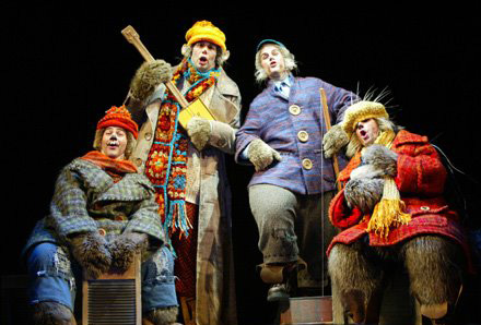 Emmet Otter Musical Returns to the Stage