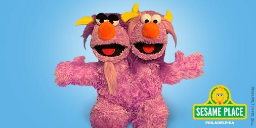 Two-Headed Monster, Barkley Return to Sesame Place