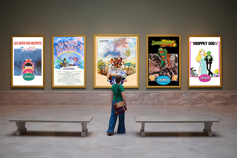 The Official Ranking of The Muppet Movie Posters