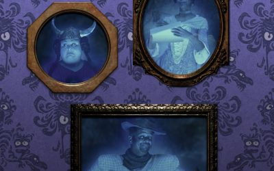 More Special GHOSTS for Muppets Haunted Mansion