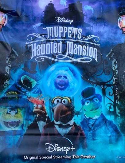 Muppets Haunted Mansion Updates