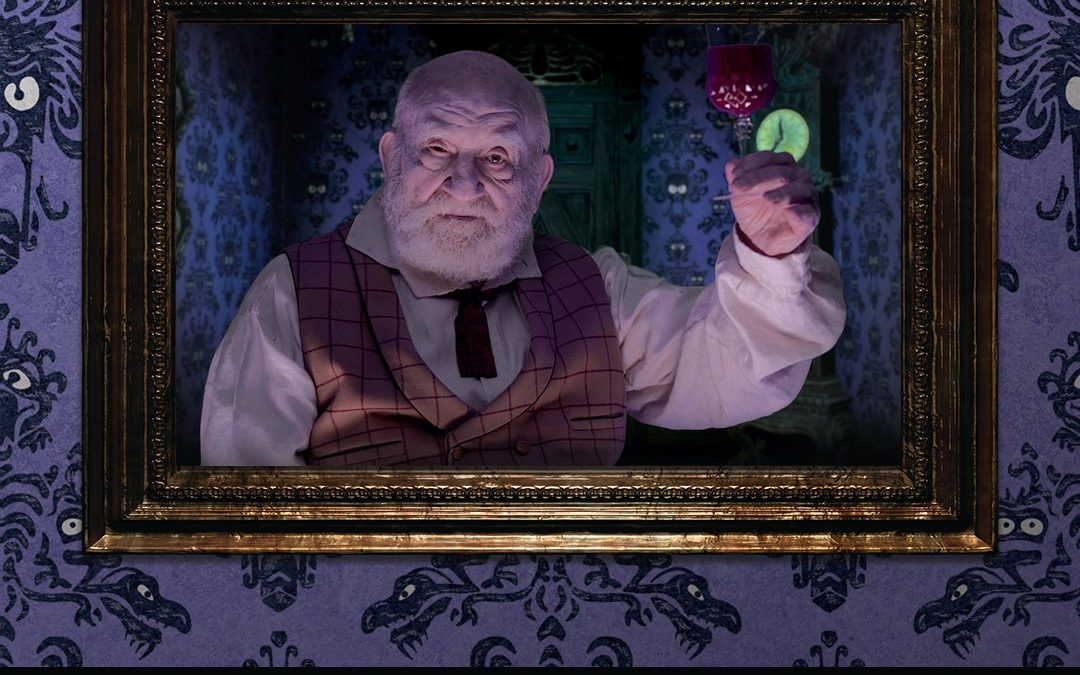 Ed Asner to Make Posthumous Appearance in Muppets Haunted Mansion