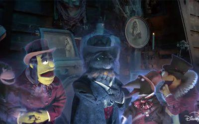 WATCH: Muppets Haunted Mansion Trailer!