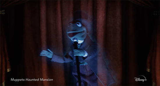 More Muppets Haunted Mansion Details Emerge