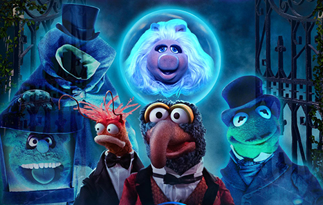Muppets Haunted Mansion Gets a Premiere Date