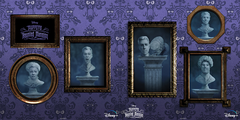 Muppets Haunted Mansion's Marketing Is Spooking Me