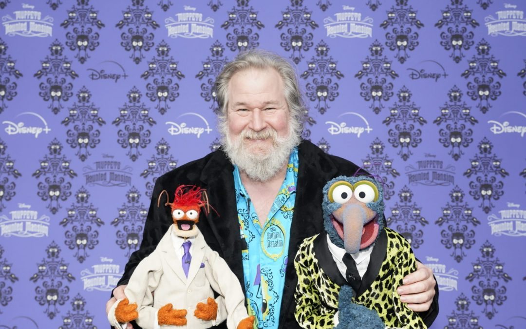 An Interview with Kirk Thatcher –  Muppets Haunted Mansion Writer/Director
