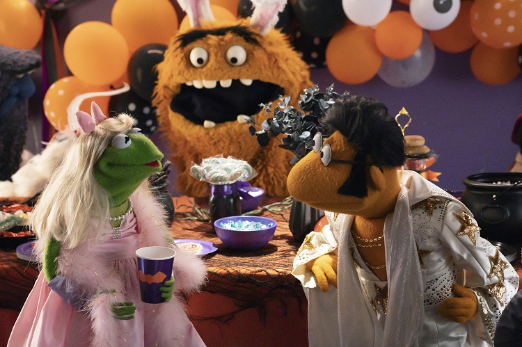 Muppets Haunted Mansion: A NOT-TOO-SPOILERY Review