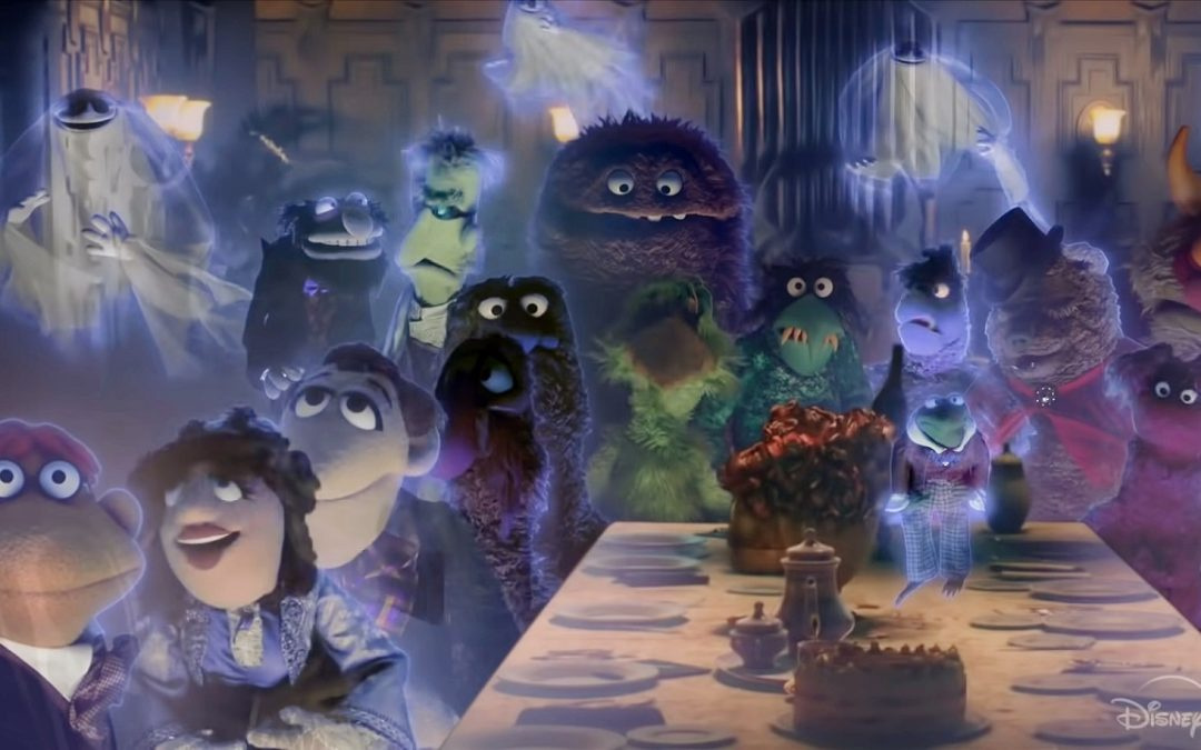Two Things About Muppets Haunted Mansion: A Call for Submissions